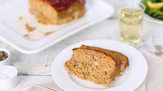 Comfort Food Meat Loaf- Everyday Food with Sarah Carey