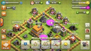 Clash of clans #1 boladão