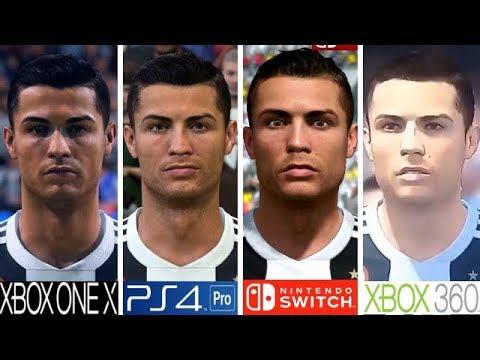 FIFA 19 | Xbox One X VS PS4 Pro VS Nintendo Switch VS Xbox ...