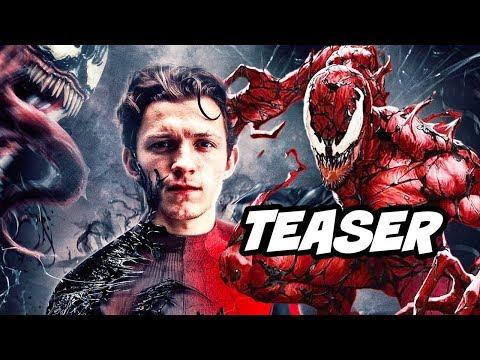 Venom 2 Teaser - Carnage Scene and Spider-Man Crossover News Breakdown