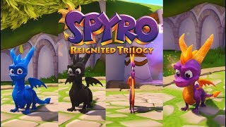 Spyro Reignited Trilogy - Most Cheat Codes from the OG Trilogy (PS4 Used)