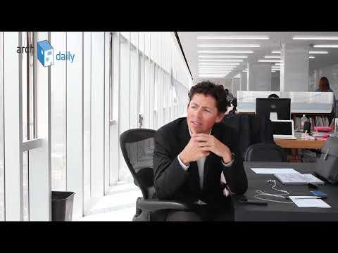 [2013] ArchDaily Interviews | Fernando Romero