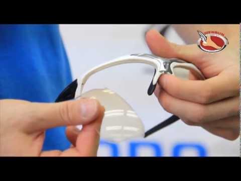 Óculos para ciclismo - YouTube a24a5e7ce7