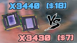 X3430 ($7) Vs. X3440 ($18) Xeon - Is Hyper Threading WORTH $11!?