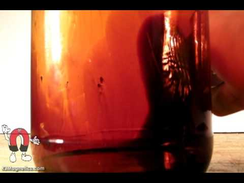 Playing with FerroFluid - Part 1