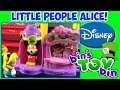 Fisher-Price Little People Alice's Mad Hatter Shop Magic of Disney! Review by Bin's Toy Bin