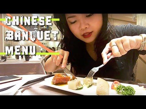 TRAVEL TAIWAN VLOG | Chinese Banquet Food?!