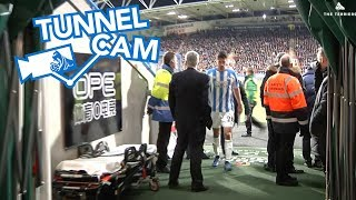 🏟 TUNNEL CAM | Huddersfield Town vs Burnley