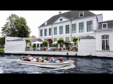 Top10 Recommended Hotels In Bruges, Belgium