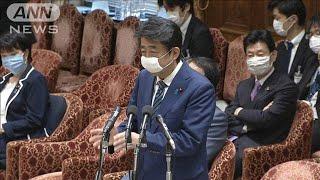 総理「9月新学期も選択肢」 国会は異例の祝日審議(20/04/29)