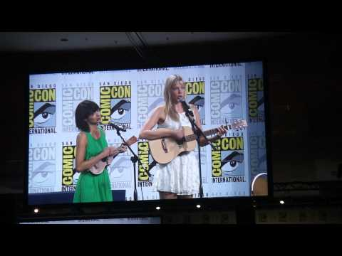 SDCC 12 Garfunkel and Oates - The Fade Away