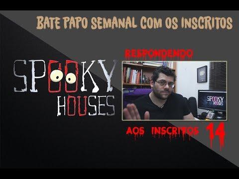 Spooky responde aos inscritos - Episódio 14
