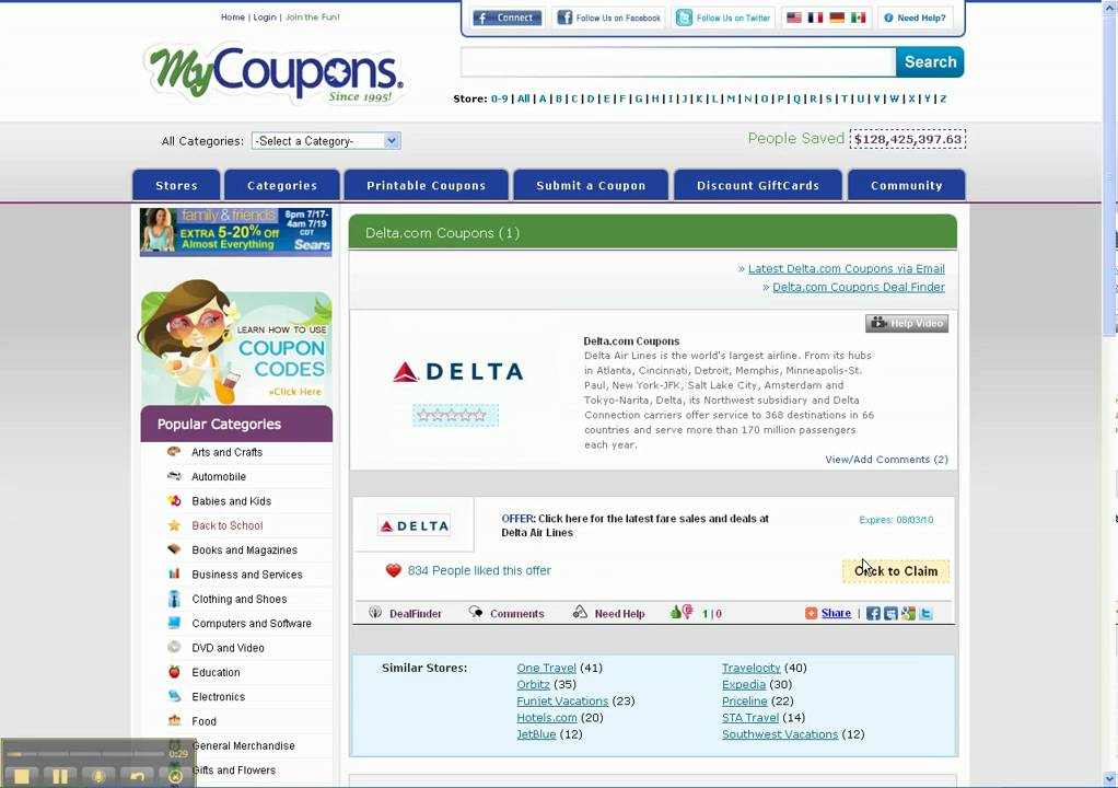Save with a $ Off Delta Air Lines coupon code and other free promo code, discount voucher at chicksonline.gq There are chicksonline.gq coupons available in December