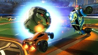 Rocket League | TFG Member Montage | TapFire Gaming