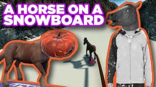 Snow Horse - GameSpot Plays