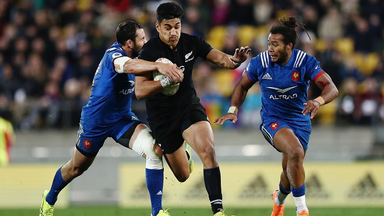 HIGHLIGHTS: All Blacks v France Second Test  - 2018
