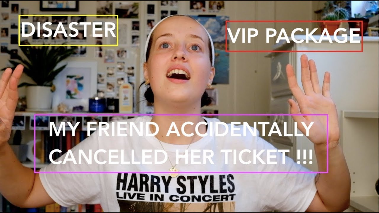Harry Styles Concert Vip Experience 2018 Youtube