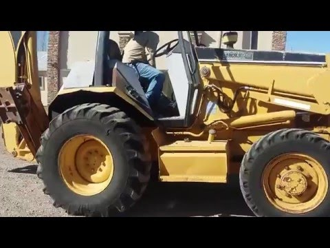 Retroexcavadora Cat 416 B Oferta $32,000 Dlls mas iva