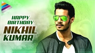 Wishing Jaguar Movie Hero Nikhil Kumar a Very Happy Birthday | Best Wishes from Telugu Filmnagar