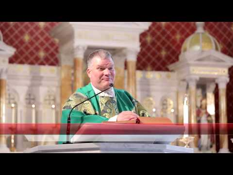 Father Joel Rogers CPM--Thirty-Third Sunday of Ordinary Time