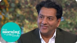 Nitin Ganatra's Mum Is Furious That He's Leaving EastEnders  | This Morning