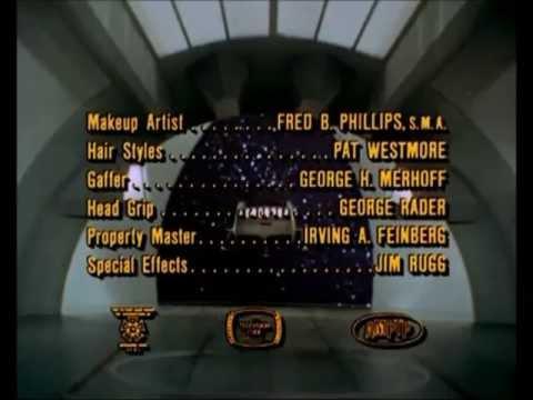 Star Trek Original Series Ending Credits