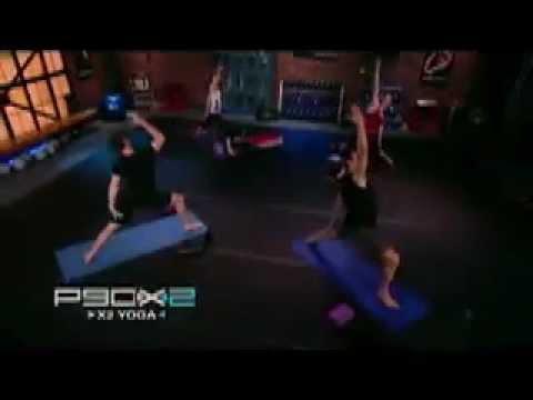P90X2 Video - X2 Yoga