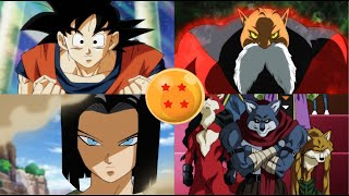 Dragon Ball Super: Universe Survival Movie (1080p)