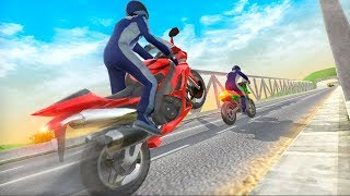 Moto Cross Extreme Racing - motorcycle racing games - Gameplay Android games