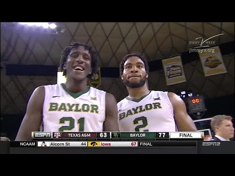 Texas A&M Aggies vs Baylor Bears 12-9-2014