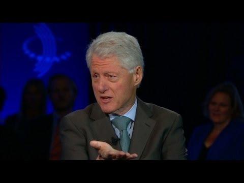 Bill Clinton on Ted Cruz