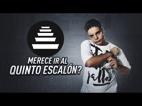 ¿MERECE FORCE IR AL QUINTO ESCALON?
