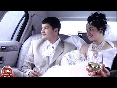 Веселая цыганская свадьба. Прогулка молодоженов