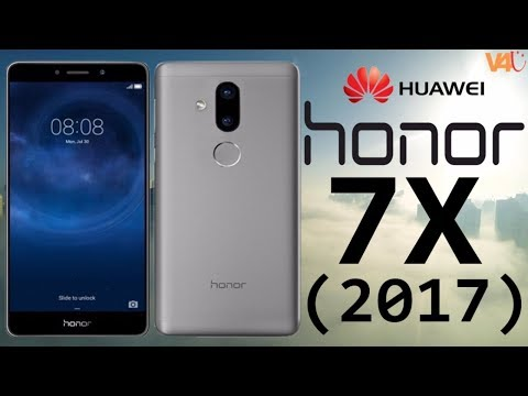 Huawei Honor 7X 2017 First Look, Camera, Price, Release Date, Features, Specs- Honor 7X 2017 Review