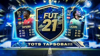 IS TAPSOBA SBC THE BEST WE'VE EVER SEEN?! - FIFA 21 Ultimate Team