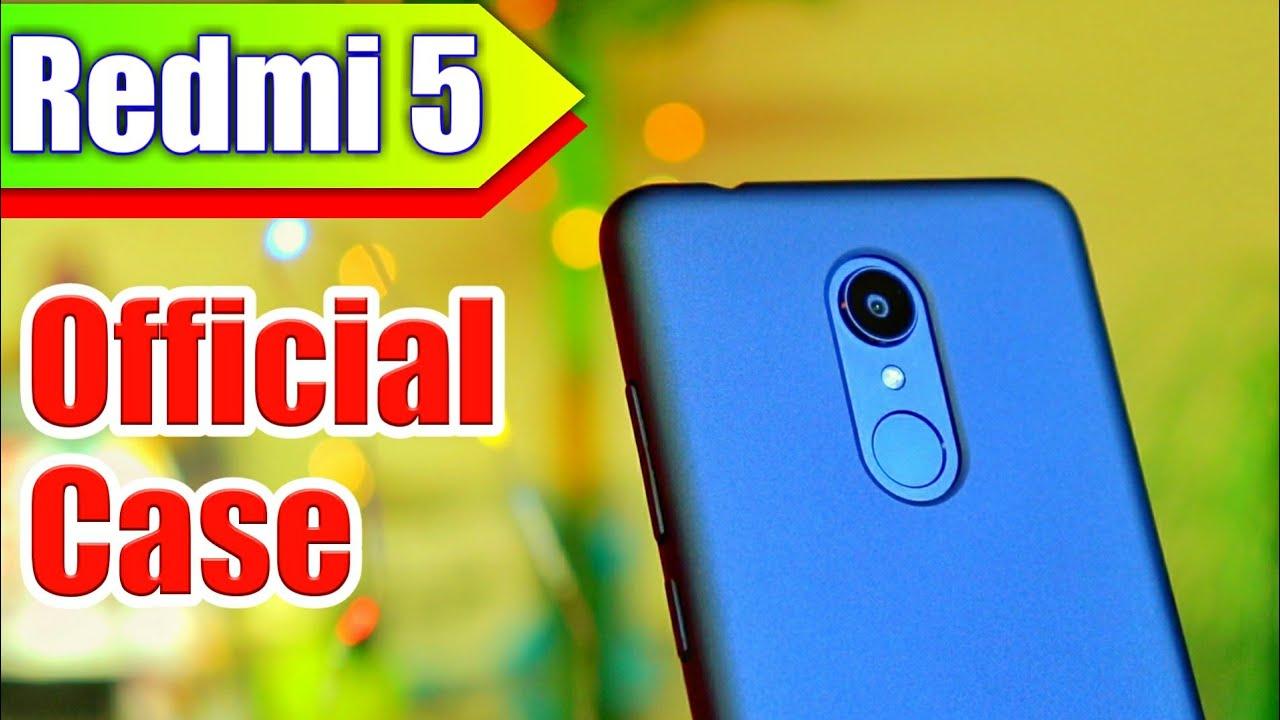 newest 9d7c1 12f66 Xiaomi Redmi 5 Case and Cover!