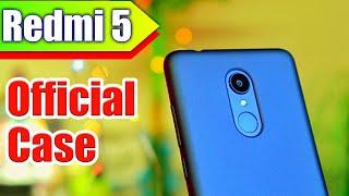 Xiaomi Redmi 5 Case and Cover!