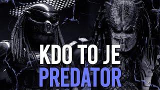 ☞ KDO TO JE ☜ - Predátor