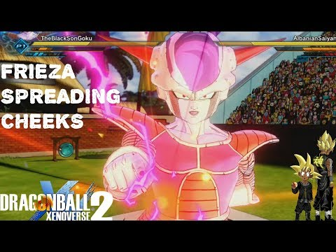 Characters Nobody Uses 1st Form Frieza - Xenoverse 2