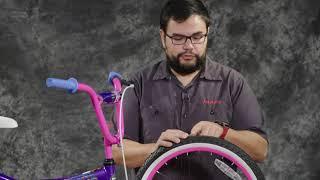 Bike Assembly Tutorial | Huffy Go Girl 20 inch Kid Bike