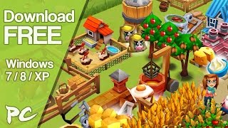 Download Farm Story 2 for PC Game - Windows Install