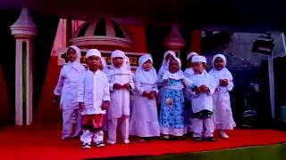 Barbeque baladewa kids show 2011 (Lagu religi anak)