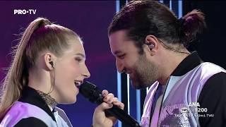 Ana Munteanu &amp Smiley - De Unde Vii La Ora Asta Finala Vocea Romaniei 2017