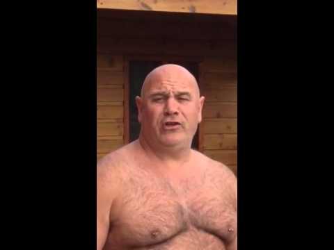Paul Burke head of security Liquid & Envy Wrexham