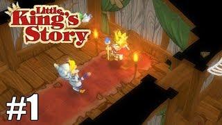 La Domination Mondiale Mais En Version Cute ! Little King's Story #1