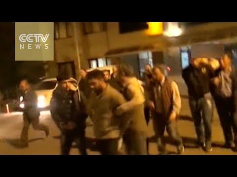 Turkey detains Belgian citizen over Paris attacks