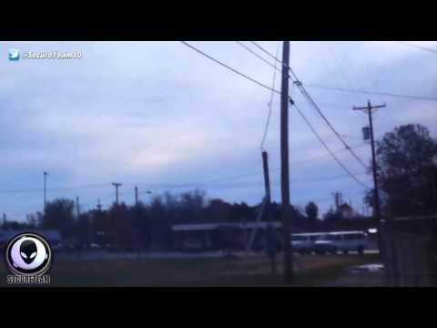 ALIEN Portal Opens Up Over Detroit & Something Comes Out