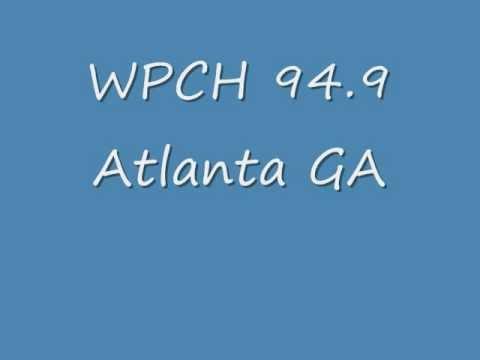 WPCH 94 9 Atlanta GA  1980s