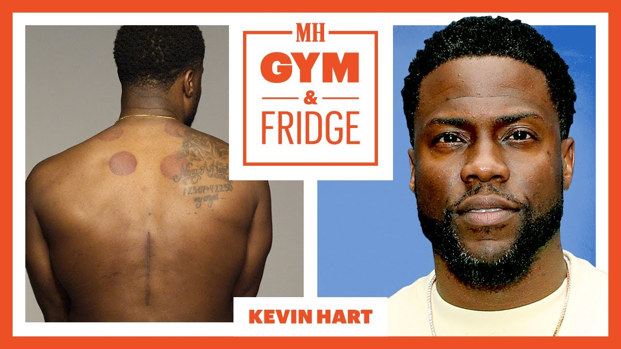 <div>Kevin Hart Shows His Gym & Fridge | Gym & Fridge | Men's Health</div>