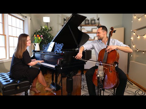 What A Wonderful World - Piano + Cello Cover (Brooklyn Duo) - YouTube